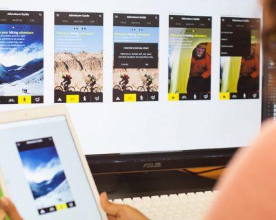 Adobe Photoshop CC за веб дизајн